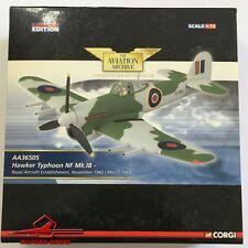 Corgi 1:72 Aviation AA36505 Hawker Typhoon NF Mk.IB-Royal Aircraft Establishment