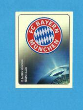 PANINI-CHAMPIONS 2011-2012-Figurina n.5- SCUDETTO/BADGE - BAYERN M. -NEW BLACK