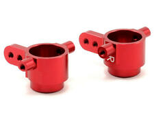 ST Racing Concepts ST6837GM Aluminum Front Steering Knuckles for Slash 4 x 4 Red