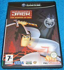 Nintendo GameCube Game - Samurai Jack: The Shadow of Aku
