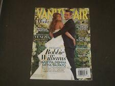 2011 AUGUST 25 VANITY FAIR MAGAZINE - ROBBIE WILLIAMS - ITALY EDITION- B 2530