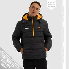 Ellesse Narni Padded Jacket Black