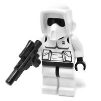 Scout Trooper Lego Star Wars Minifigure 8038 Blaster Return of the Jedi