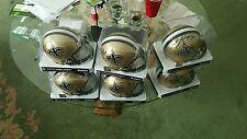 Chris Ivory Autographed Riddell Saints Mini Helmet