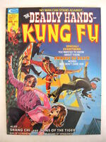 DEADLY HANDS OF KUNG FU #8 nm + 9 fn LOT (2 books) Guide priced at $44!