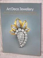 ART DECO JEWELRY Art Design Photo Book Charles Jacqueau Exhibition Ltd