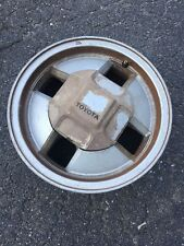#3 85-87 Toyota Corolla GT-S / AE86 / Celica / OEM Wheel Single With Cap Used