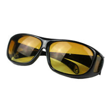 HD Lenses Sunglasses Night Vision Goggles Driving Glasses UV Protection Yellow