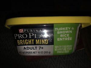 Purina Pro Plan Turkey Brown Rice Entree 8 Ct