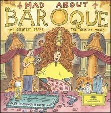 MAD ABOUT BAROQUE  Various Artists CD! BRAND NEW! STILL SEALED! HARD TO FIND NEW