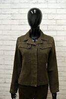 Giubbino Giacca Donna LEVI'S Taglia Size M Giubbotto Cappotto Jacket Woman