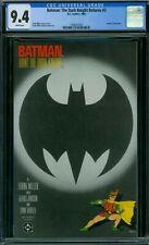 Batman: The Dark Knight Returns 3 CGC 9.4 - White Pages