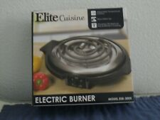 Electric Burner Single coil 750 wt.