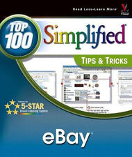 eBay: Top 100 Simplified Tips and Tricks by Maran Graphics (Paperback, 2004)