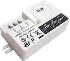 CDDMS Lighting On/Off Dimmer Control Switch Motion Detector Sensor 220-240V