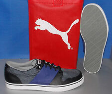 MENS PUMA EL ACE 2 MESH in colors BLACK / LIMESTONE GRAY IN BAG SIZE 8.5
