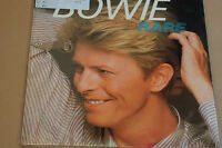 David Bowie Rare RCA Black Label PL89001 Made in Germany 1983 +Loricraft Cleanse