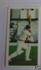#6 T E Jesty Hampshire Cricket Sport Carte