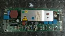 Riparazione scheda lavatrice MIELE codice EL-001 o EL-002 (mod W715)