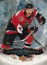 Daniel Alfredsson - 2006-07 Artifacts - # 33 - Senators
