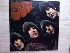 The Beatles Rubber Soul 2nd Press Very Good Vinyl LP Record PMC 1267 Mono
