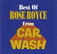 Rose Royce-Best Of Rose Royce Car Wash CD NEW