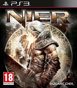 NIER PS3 VIDEOGIOCO ITALIANO PLAYSTATION 3 NUOVO SIGILLATO EU