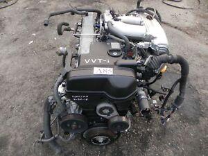 2001 LEXUS IS300 GS300 RWD ENGINE MOTOR 182K Miles JDM 2JZ-GE VVTI 3.0L 834 #85