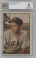 1953 Bowman Color Sam Dente #137 BVG 5