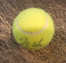 James Blake Autographed Signed Tennis Ball