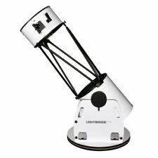 """Telescopio Dobson Meade LightBridge Plus 12"""" Alt-AZ con Tubo Truss"""