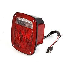 Jeep CJ 1981-1986 Tail Light Right Side Black Housing  12403.08 Omix-ADA