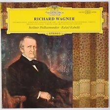 WAGNER: Siegfried, Vorspiel KUBELIK DGG Germany 136 228 LP NM