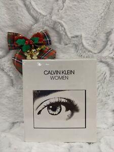 Calvin Klein Woman by CK 1.7 oz/  50 ML EDP Parfum for Women New in Box