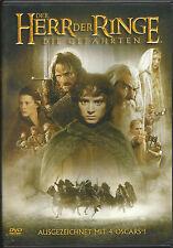 Der Herr der Ringe - Die Gefährten - 2 DVD-Box - Wie neu !!!