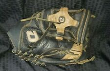 "DeMarini Diablo 13"" leather softball glove"