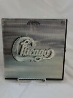Reel to Reel Tape - 3 3/4 IPS - 4 Track - CHICAGO - Columbia Stereo