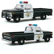 1/18 Greenlight Ford F-100 Truck 1975 California Highway Patrol Delivered Home