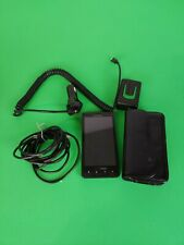 Motorola Droid -  Black (Verizon) Phone w/accessories