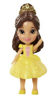 2017 My First Disney Princess Belle Mini Toddler Figurine Beauty Beast Toy Jakks