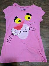 Pink Panther T Shirt Juniors Medium (7/9)