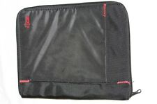 Black Red icon Universal Fabric Case for Apple iPad Nook Kindle Fits 9.7 Screen