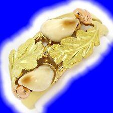 Markenlose Ringe aus mehrfarbigem Gold mit Edelsteinen