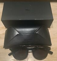 Dior Homme Sunglasses Black Tie 220S T64Y1 Black 54mm