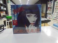 Dead Or Alive 2LP Europa Fragile 2020 Red Vinyl 180GR