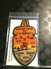 quapaw lodge 160 1989 lodge pilgrimage