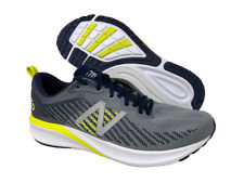 New Balance Men's 870 v5 Running Shoe, Gunmetal/Pigment, 11 D(M) US
