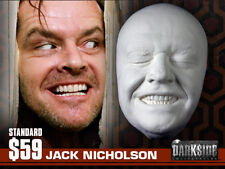 Jack Nicholson (Smile) Life-Size Life Cast in Lightweight Resin