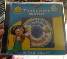 Transition Maths PC GAME - FREE POST