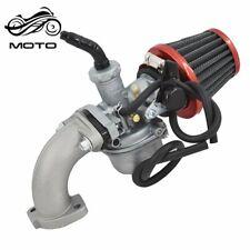 PZ 22 mm Carburetor Air Filter For 110cc 125cc CRF SSR Sunl Taotao Pit Bike ATV